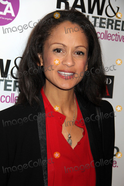 Ann-Marie Johnson Photo - Anne-Marie Johnsonat the Book launch party for The Feminine Collective Raw and Unfiltered Palihouse West Hollywood CA 01-28-16