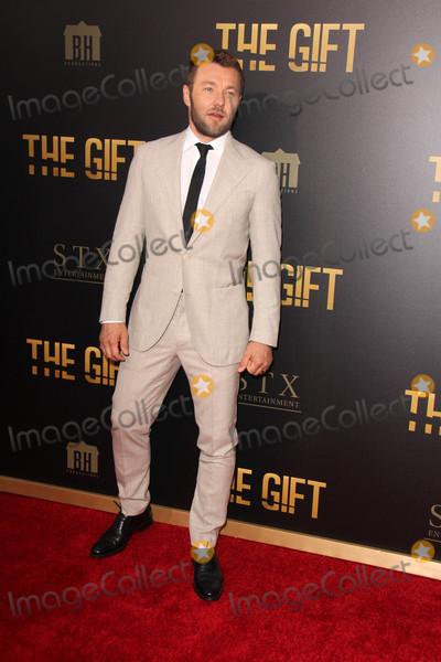 Joel Edgerton Photo - Joel Edgertonat The Gift World Premiere Regal Cinemas Los Angeles CA 07-30-15