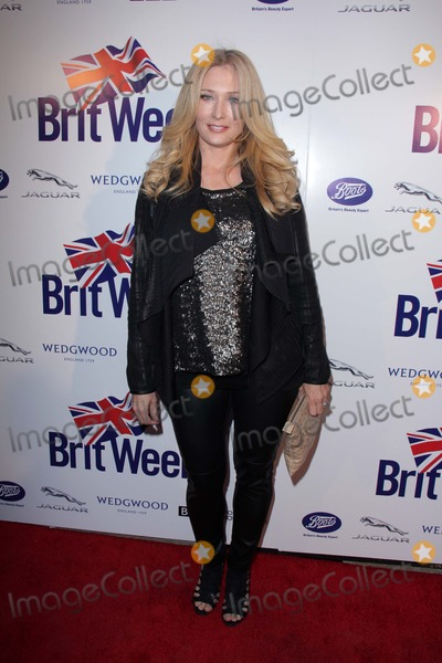 Amber Kelleher-Andrews Photo - Amber Kelleher-Andrewsat A Salute to Old Hollywood Party to Celebrate the Launch of BritWeek The British Residence Los Angeles CA 04-23-13