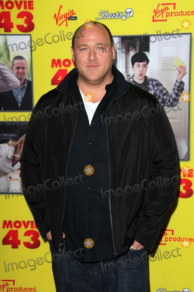 Will Sasso at the Movie 43 - Hollywoo Images, Pictures ...