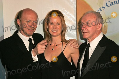 Deborah Rennard Photo - Paul Haggis with Deborah Rennard and his fatherat the 2006 Writers Guild Awards Hollywood Palladium Hollywood CA 02-04-06