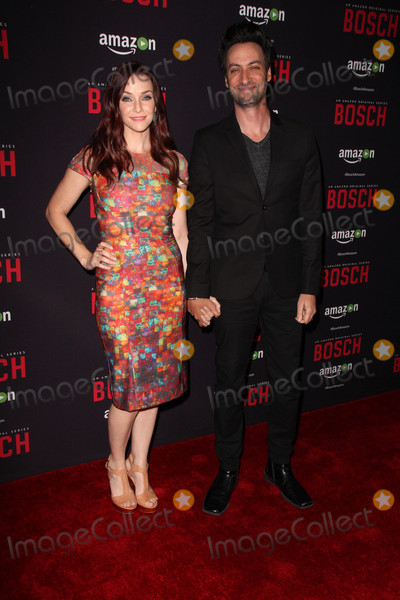 Annie Wersching Photo - Annie Wersching Stephen Fullat the Bosch Season 2 Premiere Screening Pacific Design Center West Hollywood CA 03-03-16