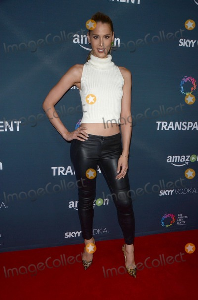 CARMEN CARRERA Photo - LOS ANGELES - NOV 9  Carmen Carrera at the Transparent Season Two Red Carpet Premiere at the Pacific Design Center on November 9 2015 in West Hollywood CA
