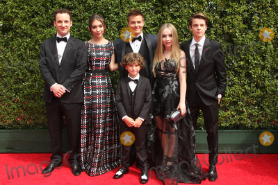Rowan Blanchard Photo - vLOS ANGELES - SEP 12  Ben Savage August Maturo Rowan Blanchard Peyton Meyer Sabrina Carpenter Corey Fogelmanis at the Primetime Creative Emmy Awards Arrivals at the Microsoft Theater on September 12 2015 in Los Angeles CA