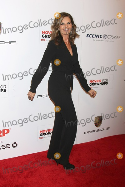 Maria Shriver Photo - LOS ANGELES - FEB 2  Maria Shriver at the AARP 14th Annual Movies For Grownups Awards Gala at a Beverly Wilshire Hotel on February 2 2015 in Beverly Hills CA