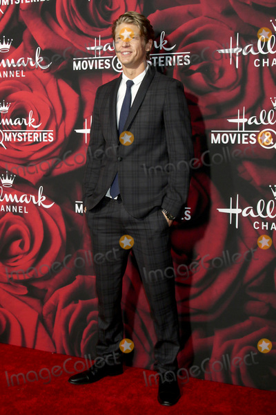 Andrew Francis Photo - LOS ANGELES - JAN 14  Andrew Francis at the Hallmark TCA Winter 2017 Party at Rose Parade Tournament House  on January 14 2017 in Pasadena CA