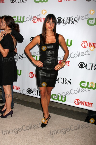 Aya Sumika Photo - Aya Sumika  arriving at the CBS  Showtime  CW CBS Television Distribution TCA Stars Party at the Huntington Library in San Marino CA  on August 3 2009