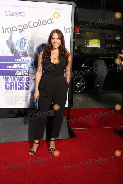 Agnes Bruckner Photo - LOS ANGELES - OCT 26  Agnes Bruckner at the Our Brand is Crisis LA Premiere at the TCL Chinese Theater on October 26 2015 in Los Angeles CA