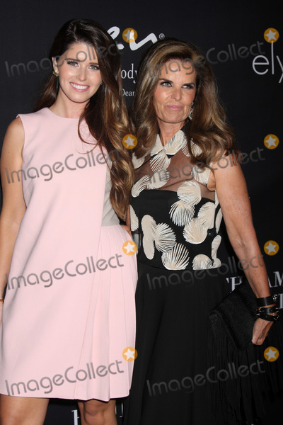 Maria Shriver Photo - LOS ANGELES - OCT 18  Katherine Schwarzenegger Maria Shriver at the Pink Party 2014 at Hanger 8 on October 18 2014 in Santa Monica CA