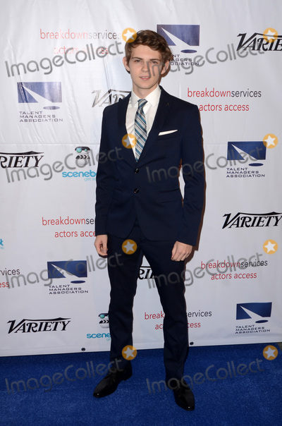 Robbie Kay Photo - LOS ANGELES - NOV 10  Robbie Kay at the 2016 TMA Heller Awards at Beverly Hilton Hotel on November 10 2016 in Beverly Hills CA