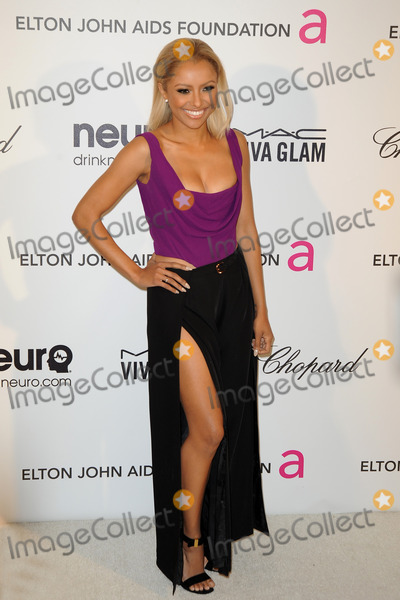 Kat Graham Photo - LOS ANGELES - FEB 24  Kat Graham arrives at the Elton John Aids Foundation 21st Academy Awards Viewing Party at the West Hollywood Park on February 24 2013 in West Hollywood CA