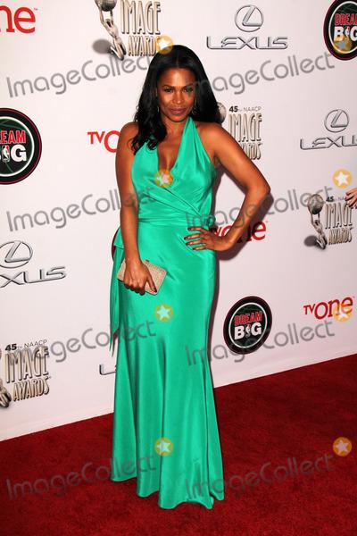 Nia Long Photo - LOS ANGELES - FEB 22  Nia Long at the 45th NAACP Image Awards Arrivals at Pasadena Civic Auditorium on February 22 2014 in Pasadena CA