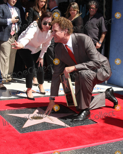 Ana Martinez Photo - LOS ANGELES - MAR 24  Ana Martinez WIll Ferrell at the Will Ferrell Hollywood Walk of Fame Star Ceremony at the Hollywood Boulevard on March 24 2015 in Los Angeles CA