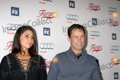 Jeffrey Donovan Photo - LOS ANGELES - OCT 7  Jeffrey Donovan wife at the Fargo Season 2 Premiere Screening at the ArcLight Hollywood Theaters on October 7 2015 in Los Angeles CA