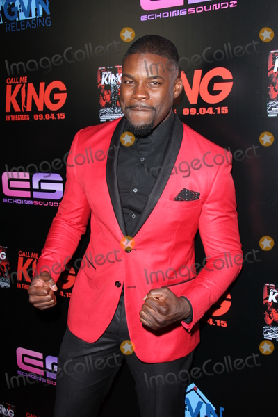 Amin Joseph Photo - LOS ANGELES - AUG 17  Amin Joseph at the Call Me King Screening at the Downtown Independent on August 17 2015 in Los Angeles CA