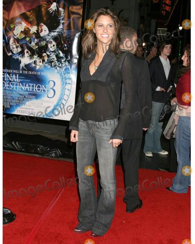 Jill Wagner Photo - Jill WagnerFinal Destination 3 PremiereGraumans Chinese TheaterLos Angeles CAFebruary 1 2006