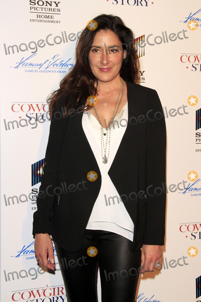 Alicia Coppola Photo - LOS ANGELES - APR 13  Alicia Coppola at the A Cowgirls Story Premiere at the Pacific Theatres at The Grove on April 13 2017 in Los Angeles CA