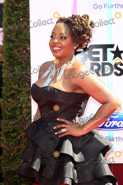 Ledisi Photo - LOS ANGELES - JUN 29  Ledisi at the 2014 BET Awards - Arrivals at the Nokia Theater at LA Live on June 29 2014 in Los Angeles CA