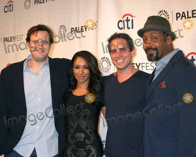 Andrew Kreisberg Photo - LOS ANGELES - SEP 6  Andrew Kreisberg Candice Patton Greg Berlanti Jesse L Martin at the Paley Center For Medias PaleyFest 2014 Fall TV Previews - The CW  at Paley Center For Media on September 6 2014 in Beverly Hills CA
