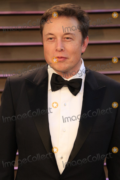 ELON MUSK Photo - LOS ANGELES - MAR 2  Elon Musk at the 2014 Vanity Fair Oscar Party at the Sunset Boulevard on March 2 2014 in West Hollywood CA