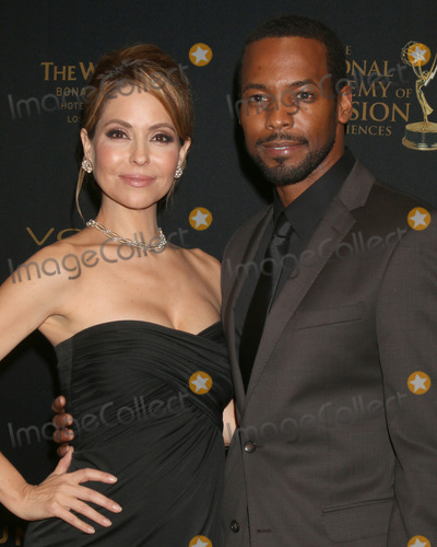 Anthony Montgomery Photo - LOS ANGELES - APR 29  Lisa LoCicero Anthony Montgomery at the 43rd Daytime Emmy Creative Awards at the Westin Bonaventure Hotel  on April 29 2016 in Los Angeles CA