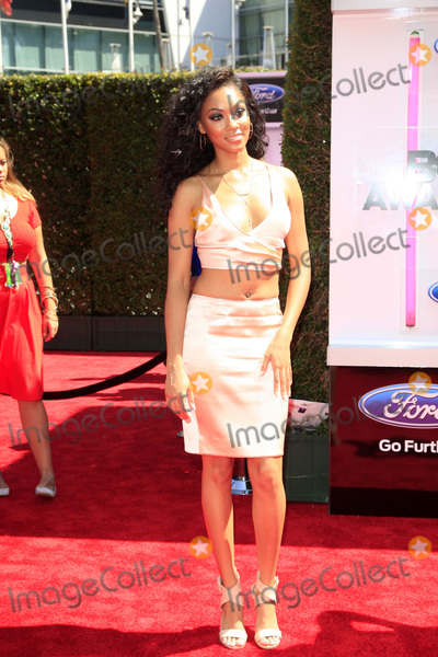 Bria Murphy Photo - LOS ANGELES - JUN 29  Bria Murphy at the 2014 BET Awards - Arrivals at the Nokia Theater at LA Live on June 29 2014 in Los Angeles CA