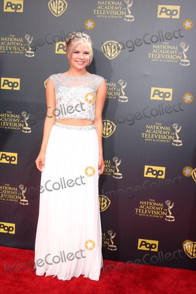Kelli Goss Photo - LOS ANGELES - APR 26  Kelli Goss at the 2015 Daytime Emmy Awards at the Warner Brothers Studio Lot on April 26 2015 in Burbank CA