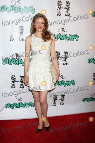 Ashley Bell Photo - LOS ANGELES - JUN 1  Ashley Bell at the The Groundlings 40th Anniversary Gala at HYDE Sunset Kitchen  Cocktails on June 1 2014 in Los Angeles CA
