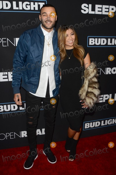 Don Benjamin Photo - LOS ANGELES - JAN 5  Don Benjamin Liane V at the Sleepless Premiere at Regal Cinemas on January 5 2017 in Los Angeles CA