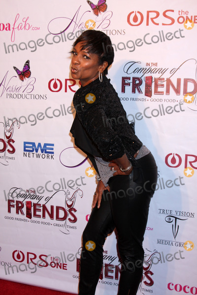 Vanessa Bell Calloway Photo - LOS ANGELES - NOV 21  Vanessa Bell Calloway at the In the Company of Friends Web Series Launch at Xen Lounge on November 21 2013 in Los Angeles CA