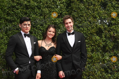 Ana Golja Photo - vLOS ANGELES - SEP 12  Actors Ricardo Hoyos Ana Golja Eric Osborne at the Primetime Creative Emmy Awards Arrivals at the Microsoft Theater on September 12 2015 in Los Angeles CA