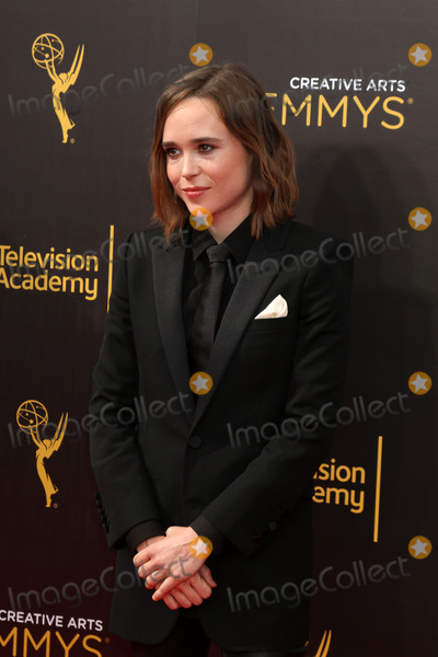 Ellen Page Photo - LOS ANGELES - SEP 11  Ellen Page at the 2016 Primetime Creative Emmy Awards - Day 2 - Arrivals at the Microsoft Theater on September 11 2016 in Los Angeles CA
