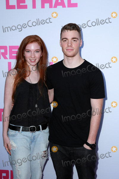Annalise Basso Photo - LOS ANGELES - MAY 27  Annalise Basso Gabriel Basso at the Barely Lethal Los Angeles Screening at the ArcLight Hollywood Theaters on May 27 2015 in Los Angeles CA