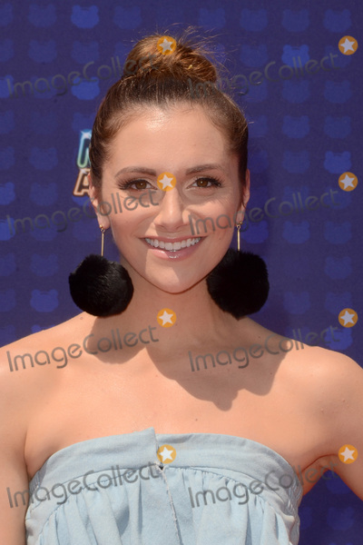 Alyson Stoner Photo - LOS ANGELES - APR 29  Alyson Stoner at the 2017 Radio Disney Music Awards at the Microsoft Theater on April 29 2017 in Los Angeles CA