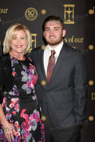 Austin Luciano Photo - LOS ANGELES - NOV 7  Judi Evans Austin Luciano at the Days of Our Lives 50th Anniversary Party at the Hollywood Palladium on November 7 2015 in Los Angeles CA