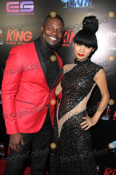 Amine Photo - LOS ANGELES - AUG 17  Amin Joseph Bai Ling at the Call Me King Screening at the Downtown Independent on August 17 2015 in Los Angeles CA