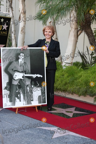 Maria Elena Holly Photo - LOS ANGELES - SEP 7  Maria Elena Holly at the Buddy Holly Walk of Fame Ceremony at the Hollywood Walk of Fame on September 7 2011 in Los Angeles CA