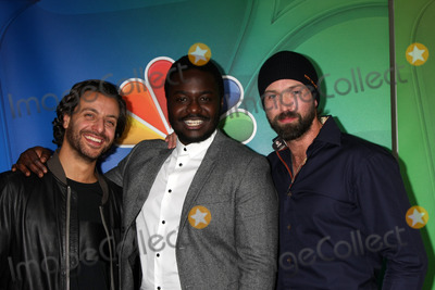 Adam Levy Photo - LOS ANGELES - JAN 16  Adam Levy Babou Ceesay Emmett J Scanlan at the NBC TCA Winter 2015 at a The Langham Huntington Hotel on January 16 2015 in Pasadena CA