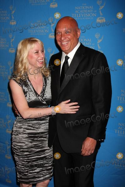 Steve Wilkos Photo - LOS ANGELES - JUN 17  Rachelle Consiglio Steve Wilkos arriving at the 38th Annual Daytime Creative Arts  Entertainment Emmy Awards at Westin Bonaventure Hotel on June 17 2011 in Los Angeles CA