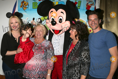 Adrienne Frantz Photo - LOS ANGELES - DEC 4  Adrienne Frantz Bailey Amelie Bailey Scott Baileys mother Mickey Mouse Character Vicki Franz Scott Bailey at the Amelie Baileys 1st Birthday Party at Private Residence on December 4 2016 in Studio CIty CA