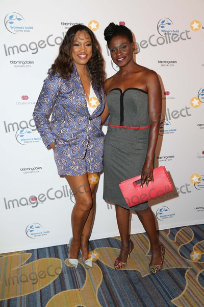 Adina Porter Photo - LOS ANGELES - APR 20  Garcelle Beauvais Adina Porter at the 2017 Womens Guild Cedars-Sinai Annual Spring Luncheon at the Beverly Wilshire Hotel on April 20 2017 in Beverly Hills CA