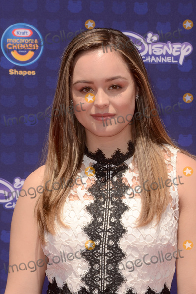Hayley Orrantia Photo - LOS ANGELES - APR 29  Hayley Orrantia at the 2017 Radio Disney Music Awards at the Microsoft Theater on April 29 2017 in Los Angeles CA