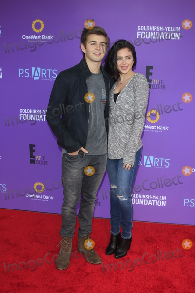 Jack Griffo Photo - LOS ANGELES - NOV 15  Jack Griffo Ryan Newman at the Express Yourself 2015 presented by PS ARTS at the Barker Hanger on November 15 2015 in Santa Monica CA