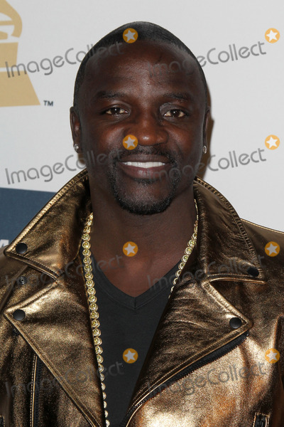 Clive Davis Photo - LOS ANGELES - FEB 9  Akon arrives at the Clive Davis 2013 Pre-GRAMMY Gala at the Beverly Hilton Hotel on February 9 2013 in Beverly Hills CA