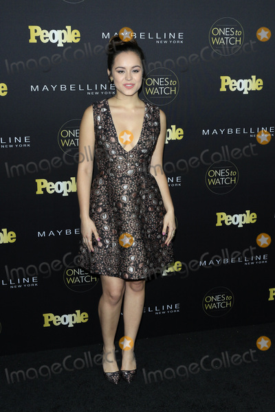 Hayley Orrantia Photo - LOS ANGELES - OCT 13  Hayley Orrantia at the Peoples One To Watch Party at EP  LP on October 13 2016 in Los Angeles CA