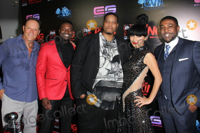 Amin Joseph Photo - LOS ANGELES - AUG 17  Chris Mulkey Amin Joseph RL Scott Bai Ling Sean Riggs at the Call Me King Screening at the Downtown Independent on August 17 2015 in Los Angeles CA
