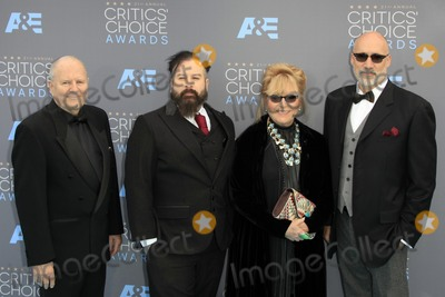 Glenn Hetrick Photo - LOS ANGELES - JAN 17  Michael Westmore Glenn Hetrick Ve Neill Neville Page at the 21st Annual Critics Choice Awards at the Barker Hanger on January 17 2016 in Santa Monica CA