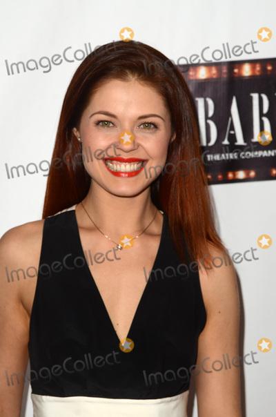 Anna Trebunskaya Photo - LOS ANGELES - JUL 20  Anna Trebunskaya at the Cabaret Opening Night at the Pantages Theater on July 20 2016 in Los Angeles CA