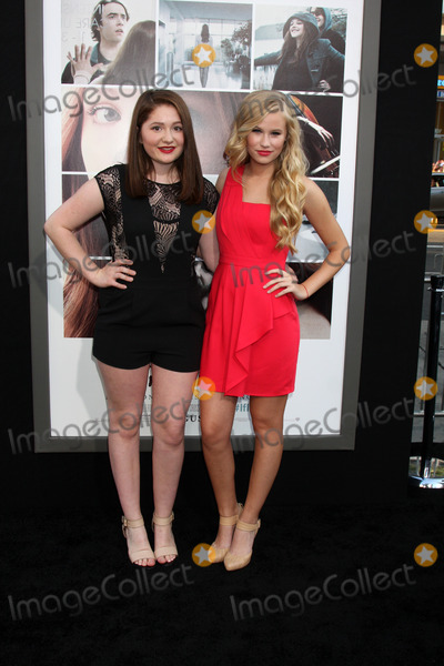 Emma Kenney Photo - LOS ANGELES - AUG 20  Emma Kenney Danika Yarosh at the If I Stay Premiere at TCL Chinese Theater on August 20 2014 in Los Angeles CA