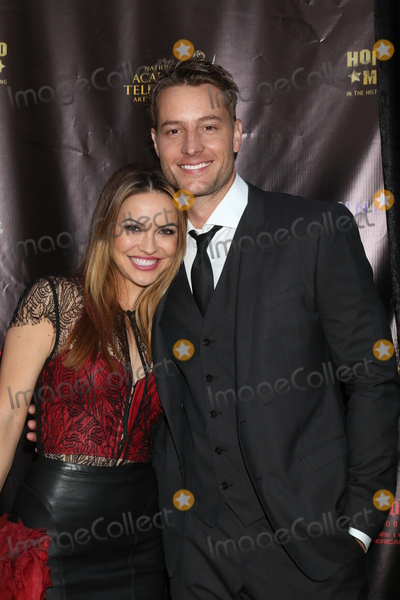 Justin Hartley Photo - LOS ANGELES - APR 27  Chrishell Stause Justin Hartley at the 2016 Daytime EMMY Awards Nominees Reception at the Hollywood Museum on April 27 2016 in Los Angeles CA